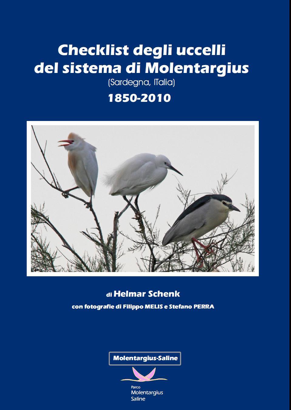 Checklist degli ucccelli del sistema di Molentargius