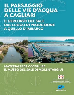 Il paesaggio delle vie d'acqua a Cagliari