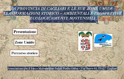 Zone umide Provincia Cagliari