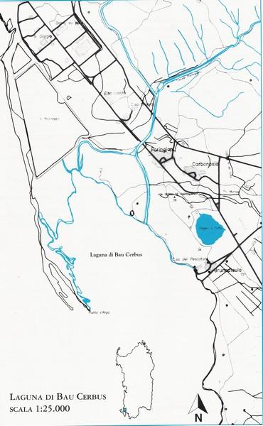 Laguna Bau Cerbus