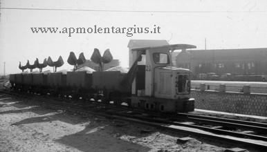 Trenino delle Saline di Cagliari